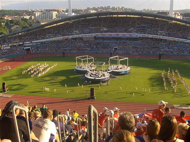 Gothia Cup Opening Ceremony's