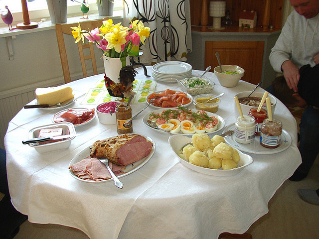 Top Traditional Dishes And Their Recipies In The Swedish