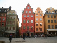 Top five visitor attractions in Stockholm