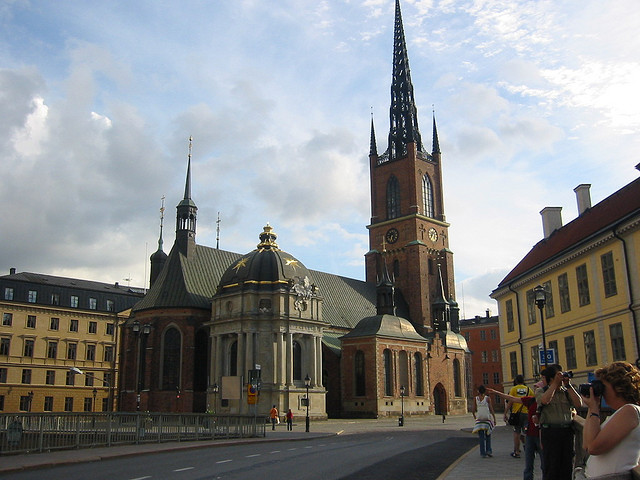 Stockholm Cathedral Readyfortomorrow Sweden Travel Guides