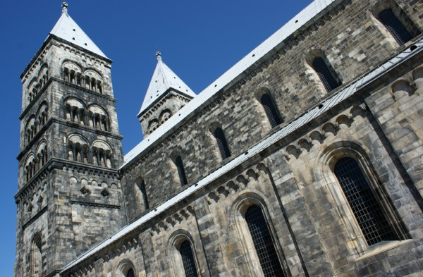 Portion of the Lund Cathedral uitdragerij/Flickr