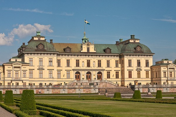 The Drottningholm Palace marabuchi/Flickr