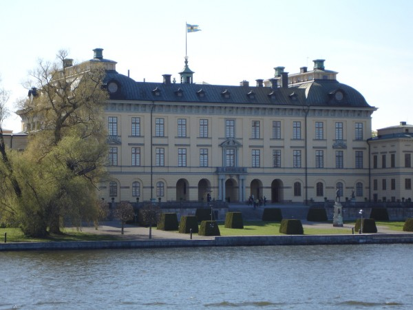 Drottningholm Palace Eoghan OLionnain/Flickr