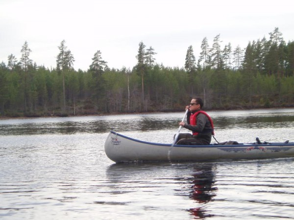 Canoeing in Sweden ProAdventure/Flickr