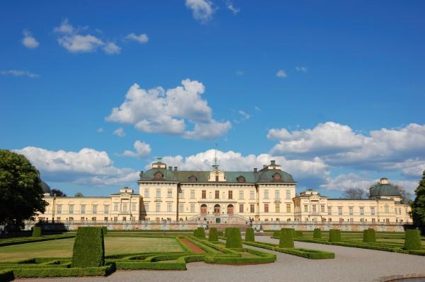Drottninghom Palace Sweden Cha gia Jose/Flickr