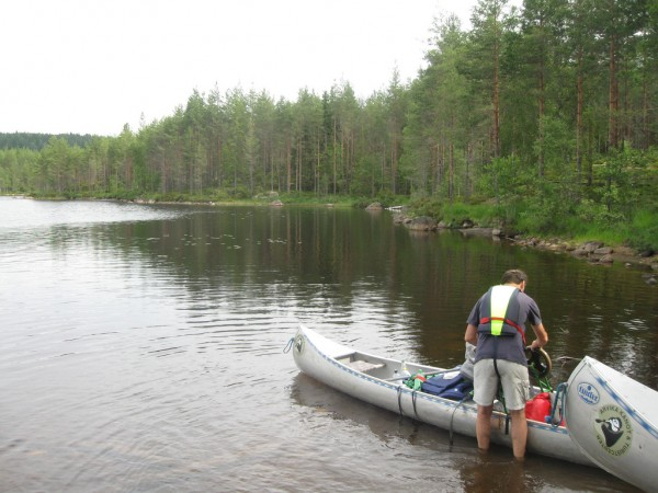 Canoeing in Sweden RMD Observations/Flickr