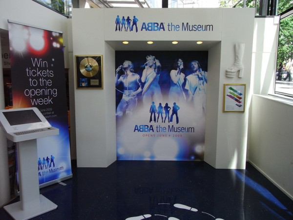 Abba Museum ©marc0047/Flickr