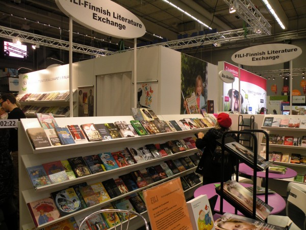 Gothenburg Book Fair festival webjoy/Flickr