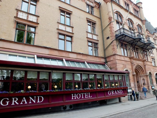 The Grand Hotel, Lund michaeljohnbutton/Flickr