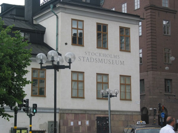 Stockholm City Museum 아침놀/Flickr