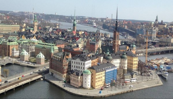 View over Stockholm akasped/Flickr